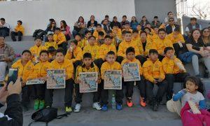 [GALERÍA] Hoy inicia la Copa Integración Arequipa