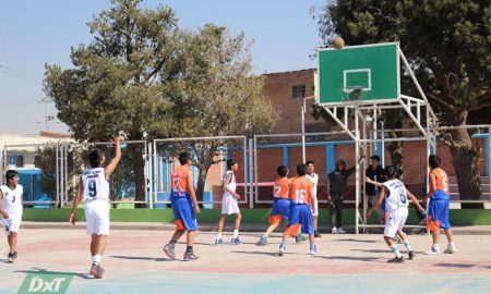 Puno: Baloncesto Sub-14 se jugó en la Bombonera de Juliaca