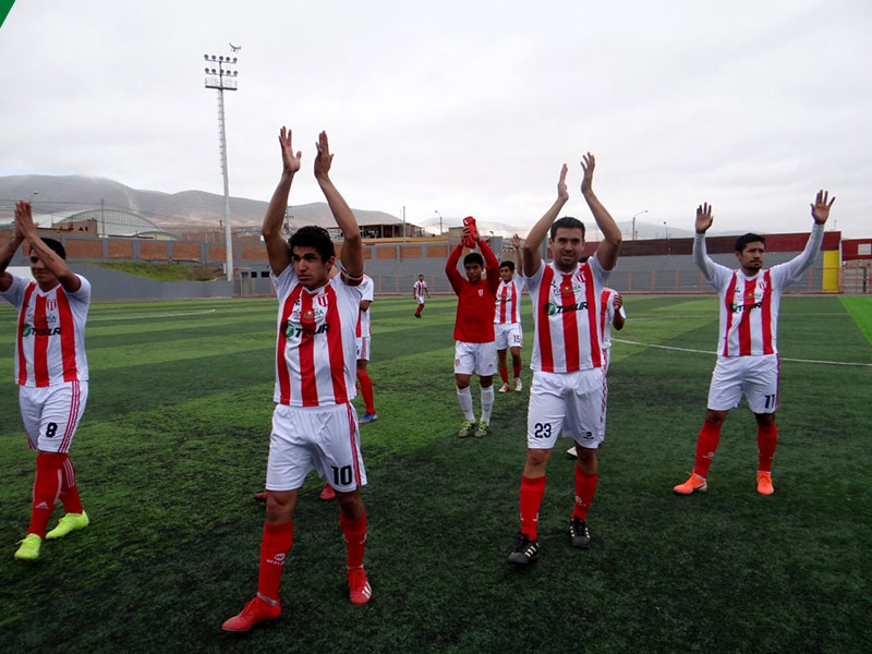 Copa perú. Nacional golea y jugará etapa nacional de la Copa Perú