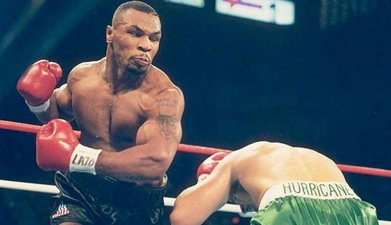 Exboxeador Mike Tyson reveló sus mañas
