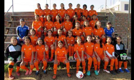 Arequipa es sede de alto rendimiento y masificación del fútbol femenino