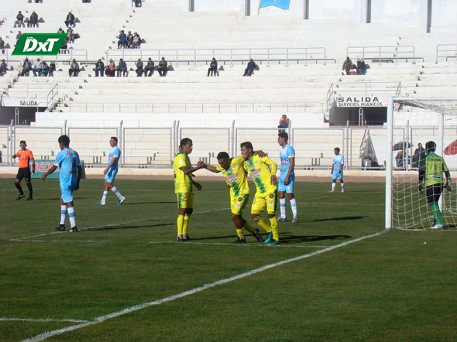 "El ""Pato"" Torres anotó en la goleada a Fuerza Minera."