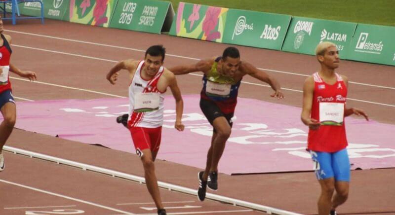 Juegos Panamericanos: Arequipeño se mete en la final de 800 m