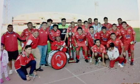 'Bolo', una vez más, jugará la etapa nacional de la Copa Perú. Representa a Tacna.