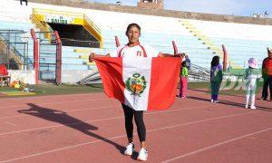 Atleta de Puno hoy corre en los Juegos Panamericanos