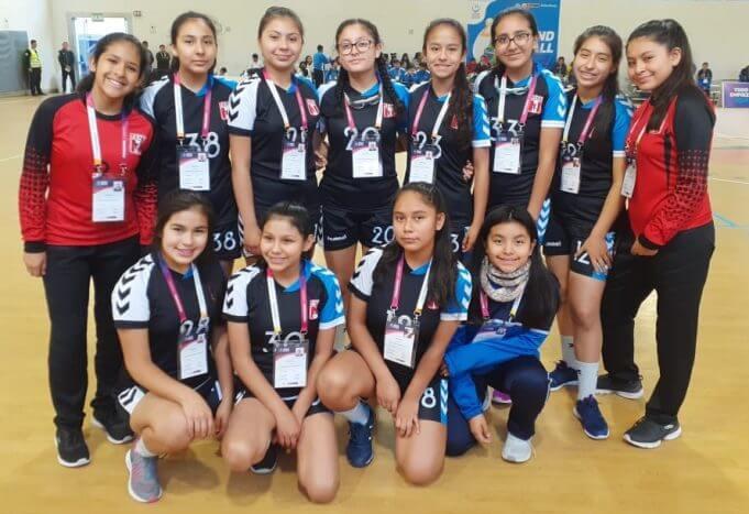 Las chicas de Calienes en la categoría B hoy buscan el oro.