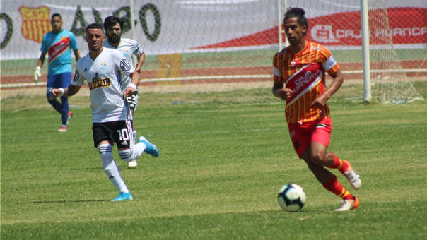 Atlético Grau vs. Sporting Cristal por la Copa Bicentenario