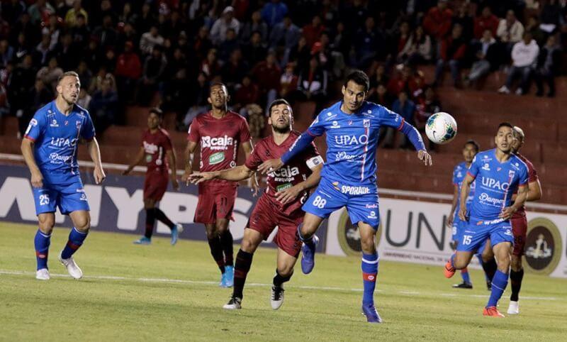 Tras perder anoche con Mannucci, Melgar a un paso de quedar fuera de la lucha del Clausura.