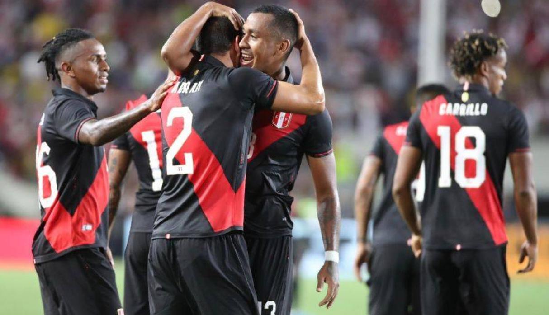 Perú derrotó 1-0 a Brasil en Los Ángeles