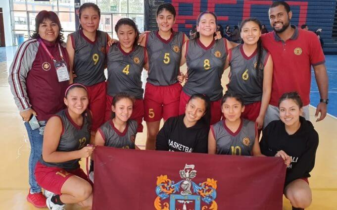 San Pedro Pascual buscan campeonar en básquet de la C.