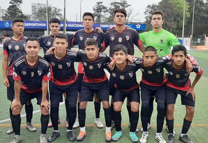 Talent School ganó y se metió a las semifinales del fútbol 'C'.