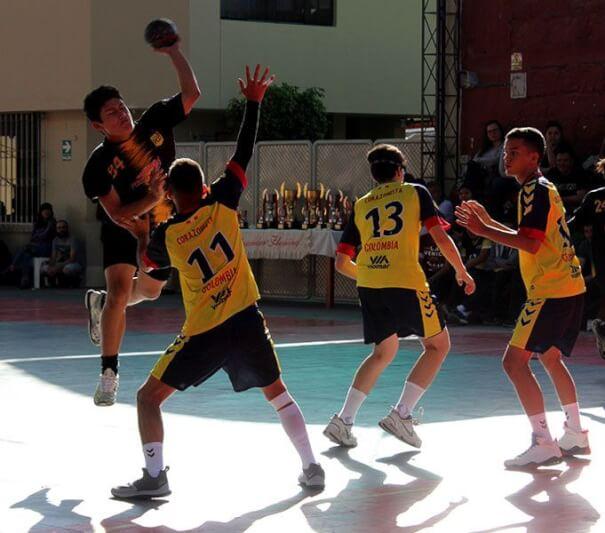 Handball arequipeño necesita soporte de autoridades locales