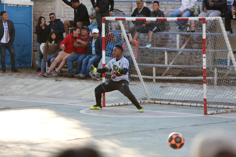 Purito Barrios Altos de Lima gana el relámpago de fulbito Los Reyes del Sur
