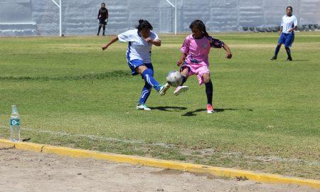 Inicia etapa provincial de fútbol femenino