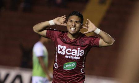 Hideyoshi Arakaki volvió al gol con la 'mica' rojinegra tras largos seis meses