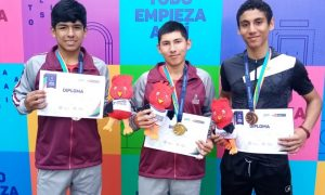 Atletas arequipeños lograron once medallas en la final de la categoría 'C'. En el futsal y vóley también ganamos.