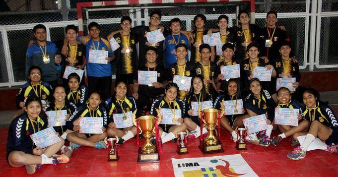 Partille Club de Lima es el campeón general.