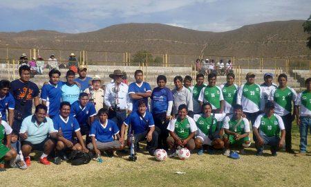 Scorza, La Pampa y Machahuaya jugarán la provincial