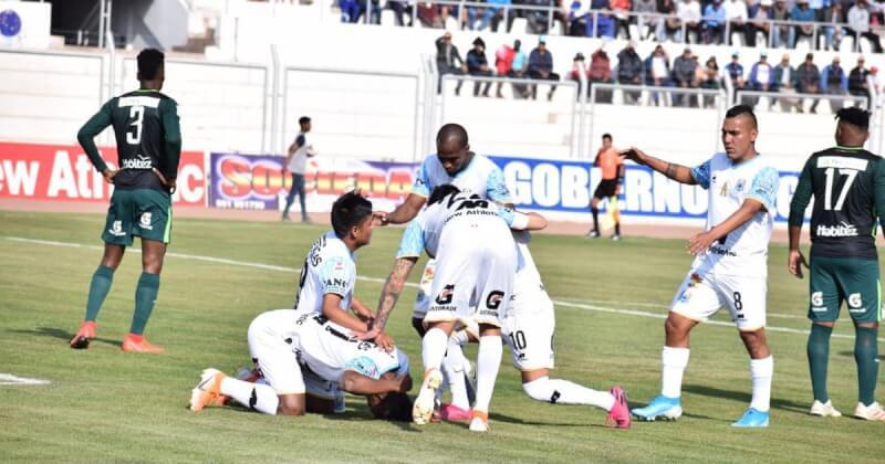 Binacional venció 2-0 a Pirata FC.