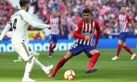 Atlético Madrid recibe al Real en el Wanda Metropolitano