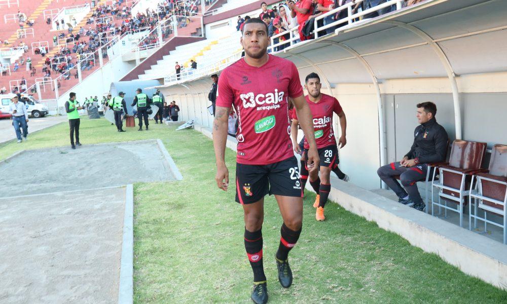 Giancarlo Carmona espera que el empate no les pase factura más adelante