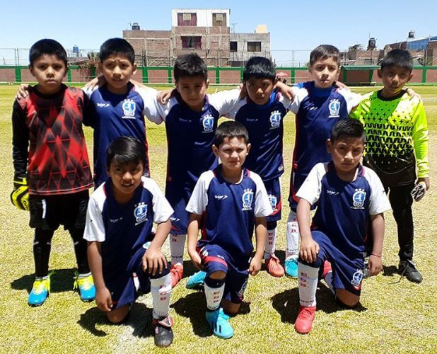 EGB de Arequipa tiene un buen equipo en la sub-9.