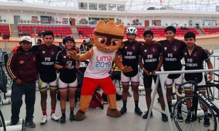 Ganaron en nacional de pista en Lima