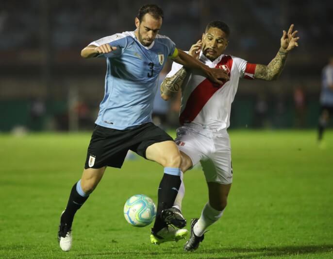 Selección peruana, con algunos cambios, esta noche, recibe a Uruguay en partido por fecha FIFA