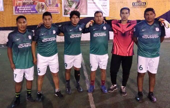 Vidrieros Independientes golearon en la jornada.