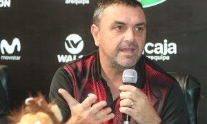 Habló de temas como la actualidad del equipo, la hinchada y Alexi Gómez.