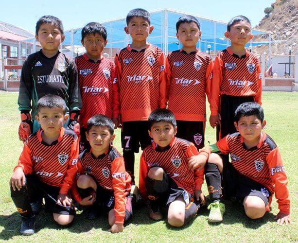 América FC categoría sub-7 ganó por W.O.