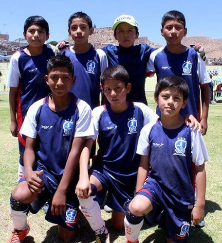 Deportivo Bentín ganó en la categoría sub-12.