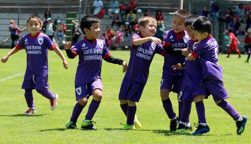 Tercera fecha de la provincial de Creciendo con el fútbol