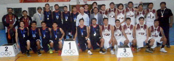 Llegó a su final el torneo de básquet. San Pablo, Unsa y Alas Peruanas clasificaron a la regional.