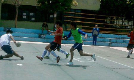 Arranca torneo escolar sub-16. Destaca el colegio Nanterre de Cerro Colorado.