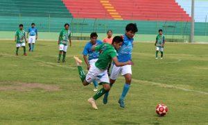 Se desarrolla la segunda división de fútbol en la Liga de Cayma