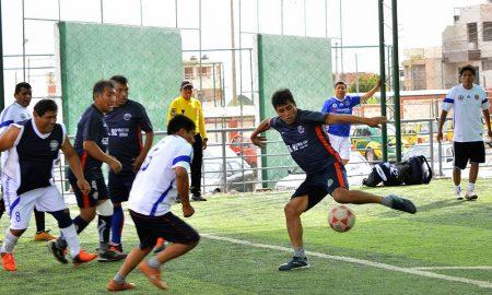 Licenciados de la FAP tuvieron su festival deportivo