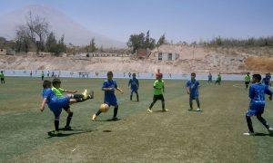 Entidades estatales niegan el uso de escenarios deportivos para el desarrollo de los Juegos Escolares. Niños llegaron desde diferentes provincias de la región.