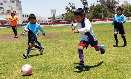 Se disputó la primera fecha de fútbol en los Juegos Deportivos de Nivel Inicial