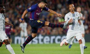 Barcelona e Inter de Milán tendrán un enfrentamiento más que duro, donde ambos van por sus primeros tres puntos en Champions League.