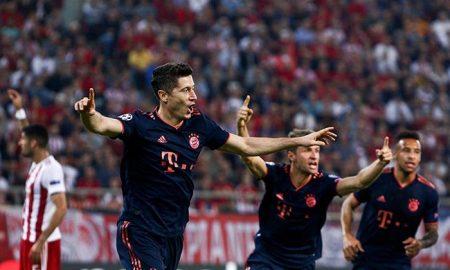 Bayern Múnich sacó un triunfazo de visita, al imponerse por 2-3 a Olympiacos por la jornada 3 de la Champions League.