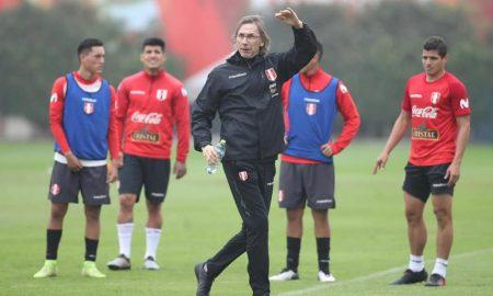 selección. Gallese espera con optimismo a Uruguay