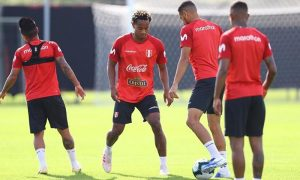 Selección Peruana se enfrentará a Uruguay en amistosos