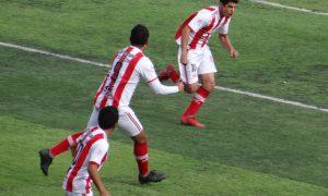triunfazo. Nacional vence 3-1 a Credicoop San Román en Mollendo.