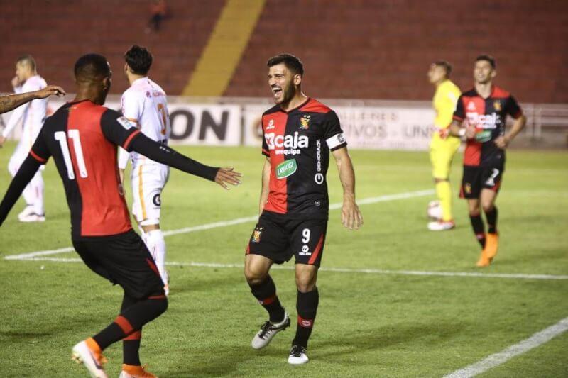 Melgar quiere sacar de la pelea por el Clausura a Sporting Cristal