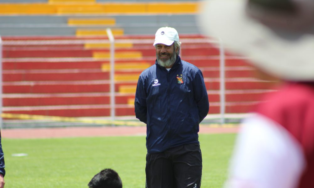 Marco Valencia tiene la clave para vencer a Cantolao y clasificar a la Copa Sudamericana