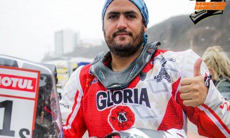 Motivado. Cavallero participará en Rally Dakar 2020