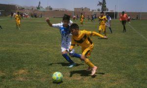 menores. Elaboran llaves de torneos Creciendo con el Fútbol y Copa Federación