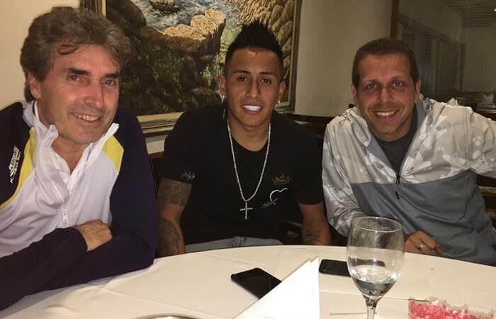 El preparador físico de la Selección Peruana, Néstor Bonillo, habló en una entrevista y señaló espera que Christian Cueva encuentre su lugar en el mundo futbolístico.