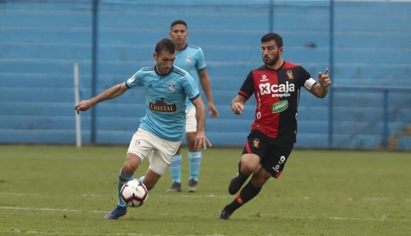 FBC Melgar quiere reencontrarse con el triunfo ante Sporting Cristal